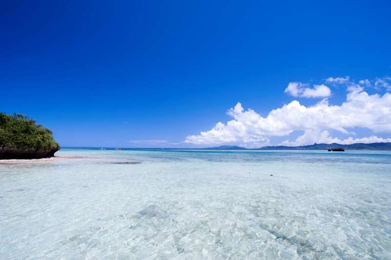 川平湾は満潮、干潮どの時間帯でもキレイに見えます! | シースマイル ...