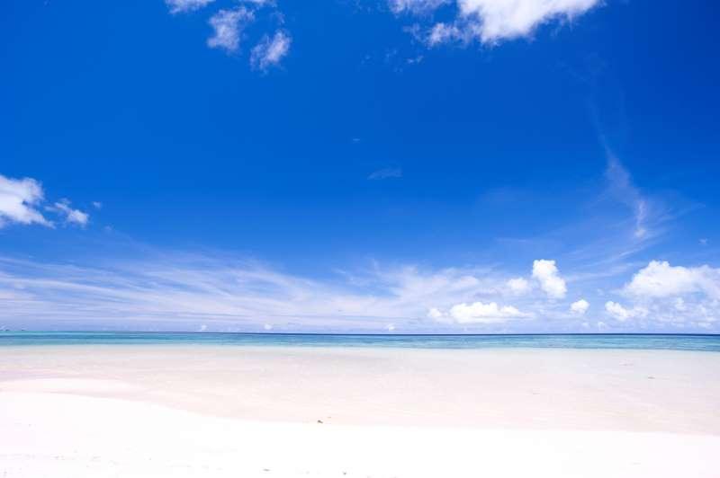 石垣島のピゲカゲ浜